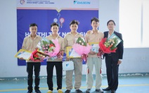 Daikin nâng cao chất lượng giáo dục nghề nghiệp