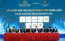 Shantira Beach Resort & Spa 'khai nhiệt' bằng lễ ra quân dự án