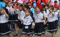 Hà Nội: Siết chặt tuyển sinh trái tuyến, không tổ chức thi tuyển lớp 1