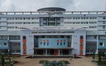 Một nhân viên y tế nhảy lầu tự tử tại Bệnh viện Đa khoa khu vực Long Khánh