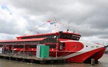 Khai trương tuyến tàu cao tốc du lịch biển đảo Cà Mau - Nam Du - Phú Quốc