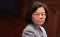 Bà Thái Anh Văn: Sẽ đáp trả nếu luật an ninh Hong Kong 'đụng tới' Đài Loan