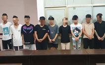 9 thanh niên từ Vũng Tàu lên TP.HCM thuê căn hộ 3,5 triệu đồng/đêm để 'bay lắc'