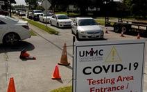 Sáng 8-7: Mỹ vượt mốc 3 triệu ca nhiễm COVID-19, chính thức thông báo rút khỏi WHO