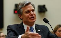 Giám đốc FBI: 'Trung Quốc muốn làm siêu cường duy nhất của thế giới'
