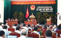 HĐND tỉnh Phú Yên gặp khó khi họp mà không có chủ tịch