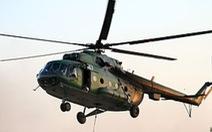 Trực thăng quân sự Peru rơi, toàn bộ 7 người trên máy bay đã chết