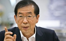 Đã tìm thấy thi thể thị trưởng Seoul Park Won Soon