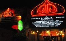 Bar Buddha trở thành Quán Không Tên và cũng không còn hình tượng tôn giáo