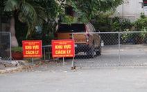 Phong tỏa một con hẻm quận Tân Phú vì có người nghi nhiễm COVID-19
