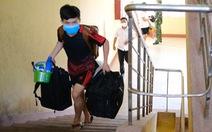 Đà Nẵng trưng dụng 300 phòng ký túc xá sinh viên làm nơi cách ly