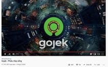Dân mạng dậy sóng với video triệu view 'Gojek - Phiêu nhịp sống'