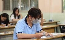 Đề thi các môn khoa học xã hội: thí sinh nói khó lấy điểm cao