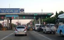 Giảm tới 30% phí sử dụng đường bộ cho ôtô