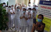 Dỡ bỏ cách ly khoa ung bướu Bệnh viện đa khoa Đồng Nai