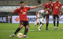 Bruno Fernandes 'nổ súng' trong hiệp phụ, Man Utd nhọc nhằn vào bán kết Europa League