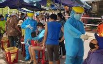 3 bệnh nhân COVID-19 đi chợ Nại Hiên Đông, khẩn cấp dừng hoạt động chợ