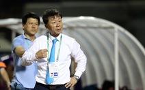 Sau hai tuần xin nghỉ, HLV Chung Hae Soung trở lại dẫn dắt CLB TP.HCM