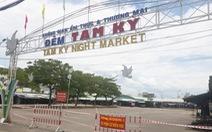 Gỡ phong tỏa một khu chợ và tổ dân phố ở Tam Kỳ