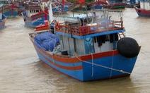 11 ngư dân Ninh Thuận bị tàu Trung Quốc bắt giữ