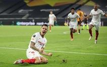 Sevilla và Shakhtar Donetsk vào bán kết Europa League