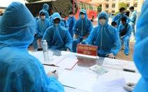 Chiều 11-3: Thêm 4 ca mắc COVID-19 mới ở Bình Dương, Hà Nội, Ninh Thuận