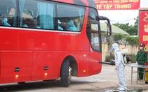 230 người từ Malaysia đã về Ninh Thuận cách ly tập trung