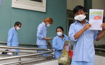 Bé gái 1 tuổi và 9 người khác ở Đà Nẵng được công bố khỏi COVID-19