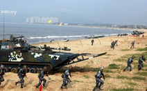 Quân đội Trung Quốc công bố tập trận quanh Đài Loan để 'bảo vệ chủ quyền'