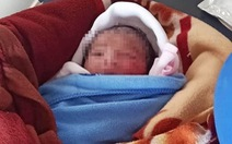 Bé gái sơ sinh bị bỏ rơi ngoài ruộng khoai qua đời sau 20 ngày nằm viện