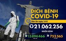 Dịch COVID-19 sáng 14-8: WHO nói thế giới đủ lo rồi, đừng sợ thực phẩm 'lây' virus corona