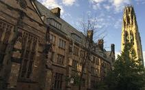Bộ Tư pháp Mỹ cáo buộc ĐH Yale kỳ thị sinh viên gốc Á trong tuyển sinh