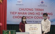 Ấm lòng những món quà gửi vùng dịch COVID-19 miền Trung