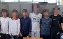 Vụ đập phá quán trà sữa ở quận Bình Tân: Công an mời 11 người liên quan