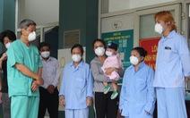 Đà Nẵng tiếp tục cho xuất viện 5 bệnh nhân khỏi COVID-19