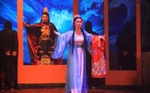 Sân khấu cải lương kể chuyện công chúa nhà Đinh
