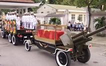 Truyền hình trực tiếp: Lễ truy điệu nguyên Tổng bí thư Lê Khả Phiêu