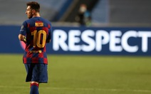 Kết thúc kỷ nguyên Barca