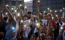 Ông Lukashenko 'cầu viện' ông Putin trước làn sóng biểu tình phản đối kết quả bầu cử