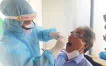 Quảng Nam lấy mẫu xét nghiệm 300 cán bộ y tế chống dịch tuyến đầu