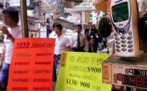 Số điện thoại 'may mắn' có giá 300.000 USD ở Trung Quốc