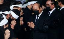 Con trai nguyên Tổng bí thư Lê Khả Phiêu: 'Bố dặn biết ơn triệu người ngã xuống'
