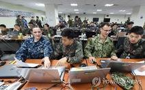 Quân nhân nhiễm COVID-19, Hàn Quốc và Mỹ lùi tập trận chung 2 ngày