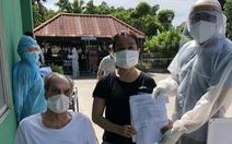 Quảng Nam xuất viện 70 bệnh nhân tiếp nhận từ Bệnh viện Đà Nẵng