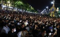 Biểu tình ở Thái Lan kêu gọi chính phủ từ chức, lớn nhất kể từ sau đảo chính 2014