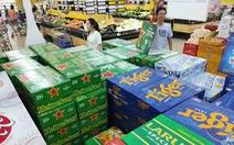 TP.HCM: Thu thuế rượu bia 7 tháng đầu năm giảm hơn 1.000 tỉ đồng