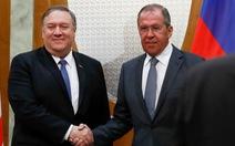 Ngoại trưởng Mỹ, Nga điện đàm về khả năng tổ chức hội nghị về Iran