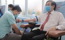 Người thầy 80 lần hiến máu cứu người, lần đầu cho ca mổ Việt - Đức