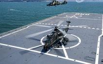 Liên tiếp tập trận trên biển, Trung Quốc đang muốn gì?