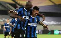 Lautaro Martinez, Lukaku cùng lập cú đúp, Inter Milan vào chung kết Europa League